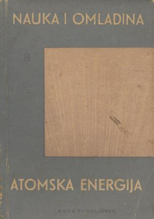 V. Vologdin: ATOMSKA ENERGIJA