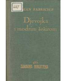 Johan Fabricius: DJEVOJKA S MODRIM ŠEŠIROM