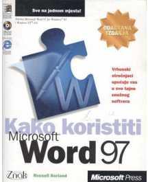 Russell Borland: MICROSOFT WORD 97