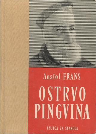 Anatole France: OSTRVO PINGVINA
