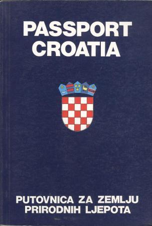 PASSPORT CROATIA