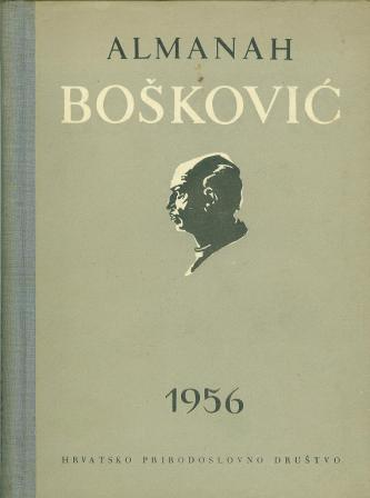 ALMANAH BOŠKOVIĆ 1956
