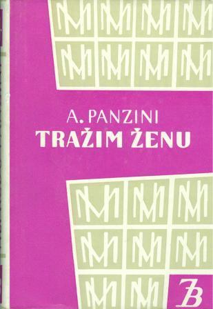 Alfredo Panzini: TRAŽIM ŽENU