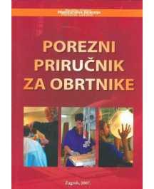 Zoran Jančiev: POREZNI PRIRUČNIK ZA OBRTNIKE
