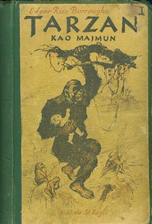 Edgar Rice Burroughs: TARZAN KAO MAJMUN