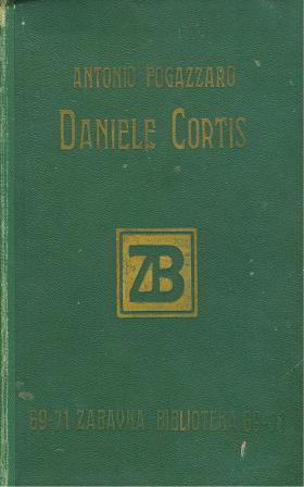 Antonio Fogazzaro: DANIELE CORTIS
