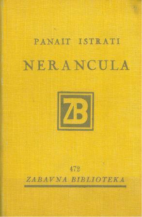 Panait Istrati: NERANCULA
