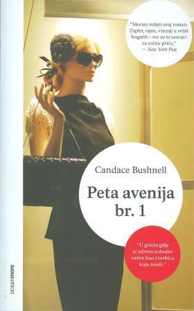 Candace Bushnell: PETA AVENIJA BR. 1