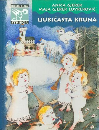 Anica Gjerek i Maja Gjerek Lovreković: LJUBIČASTA KRUNA