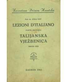 Juraj Roić: LEZIONI D'ITALIANO/TALIJANSKA VJEŽBENICA 2