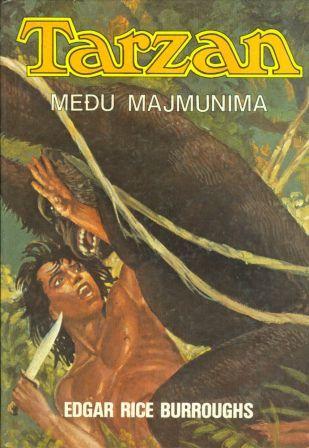 Edgar Rice Burroughs: TARZAN MEĐU MAJMUNIMA