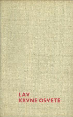 Karl May: LAV KRVNE OSVETE