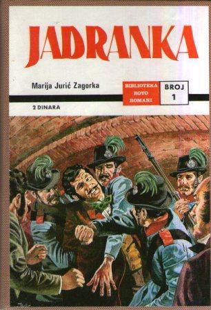 Marija Jurić Zagorka: JADRANKA
