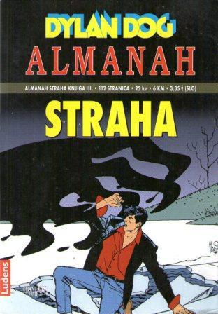 DYLAN DOG - ALMANAH STRAHA KNJIGA III.