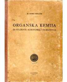 Marko Mohaček: ORGANSKA KEMIJA
