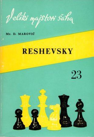 Dražen Marović: SAMUEL RESHEVSKY
