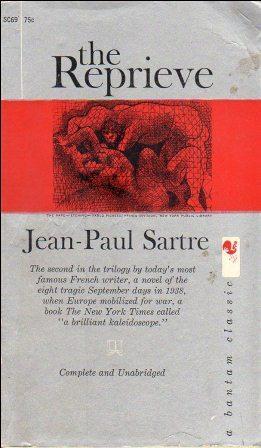 Jean-Paul Sartre: THE REPRIEVE