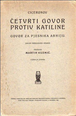 CICERONOV ČETVRTI GOVOR PROTIV KATILINE