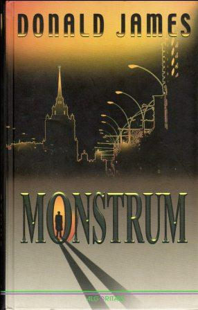 Donald James: MONSTRUM