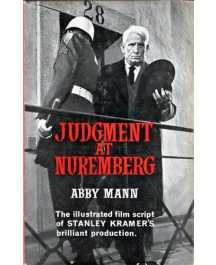 Abby Mann: JUDGMENT AT NUREMBERG