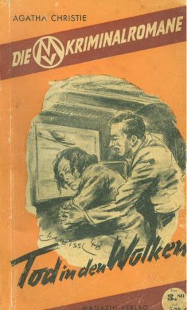 Agatha Christie: TOD IN DEN WOLKEN
