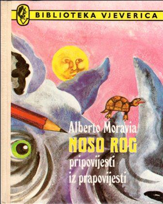 Alberto Moravia: NOSO ROG