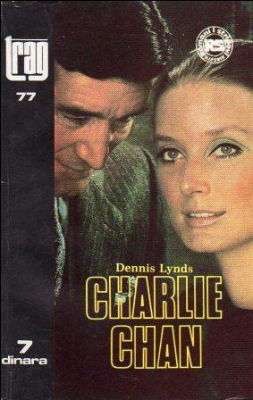 Dennis Lynds: CHARLIE CHAN