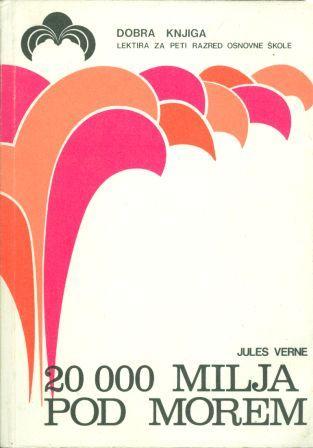 Jules Verne: 20 000 MILJA POD MOREM