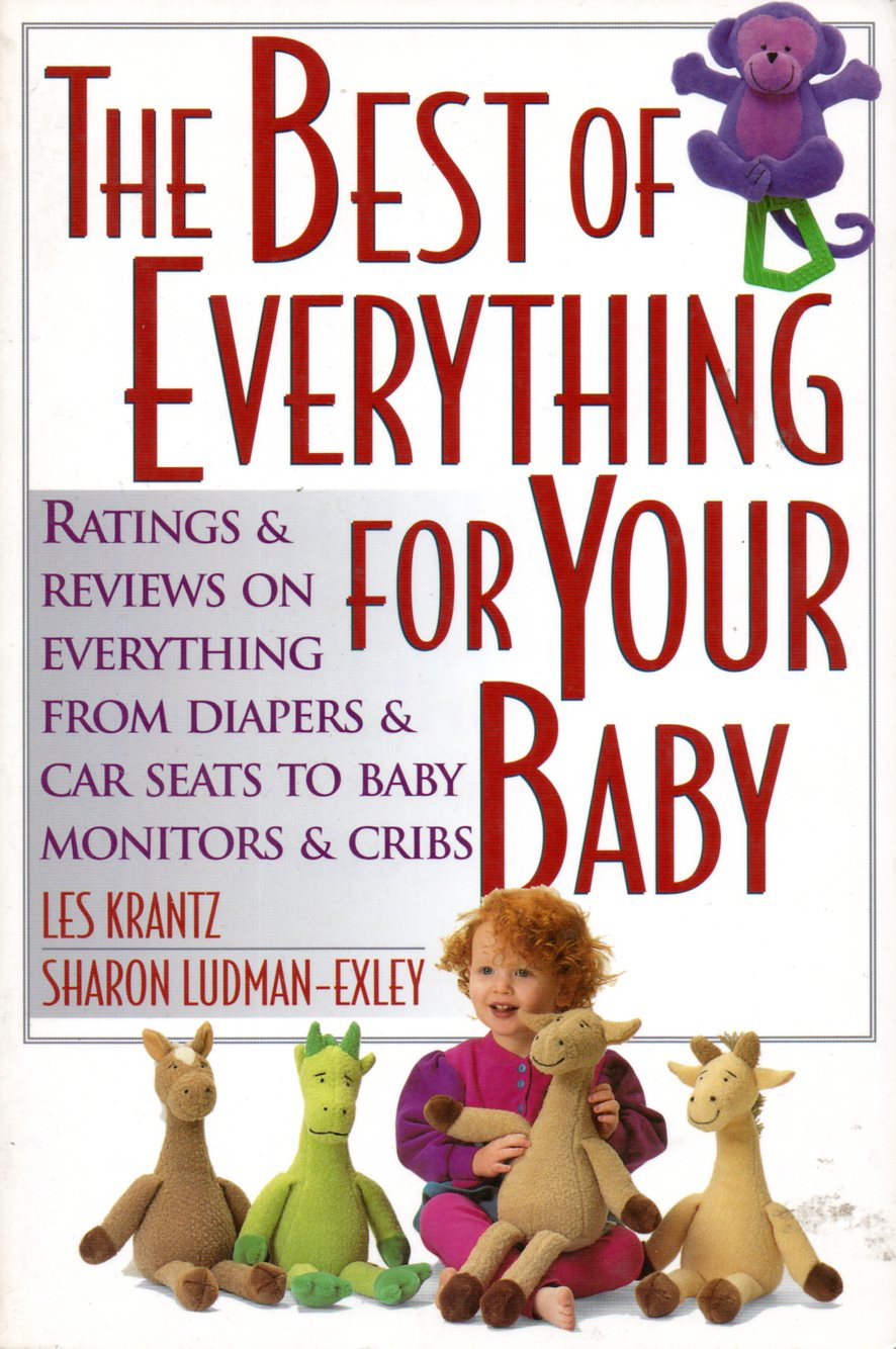 Les Krantz i Sharon Ludman-Exley: THE BEST OF EVERYTHING FOR YOU