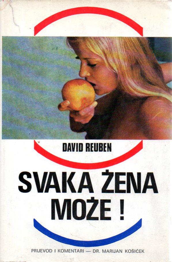 David Reuben: SVAKA ŽENA MOŽE!