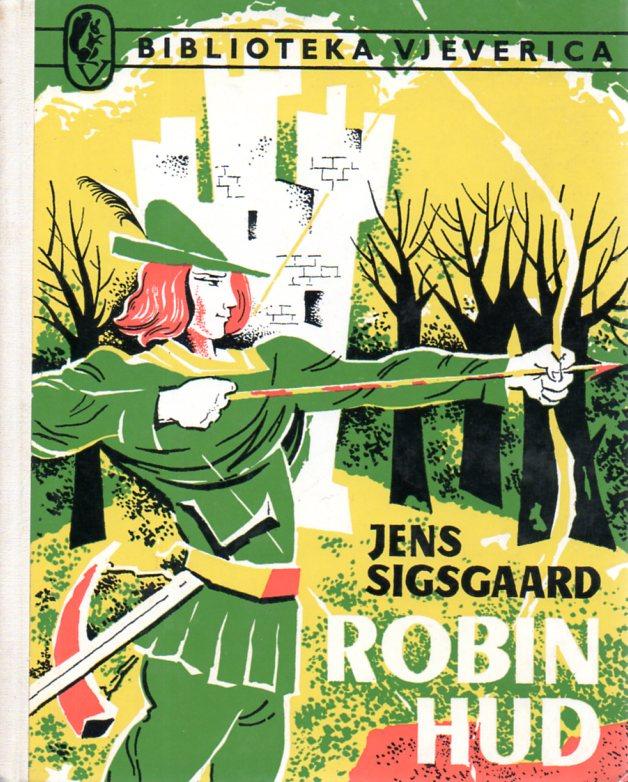 Jens Sigsgaard: ROBIN HUD