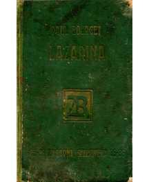 Paul Bourget: LAZARINA