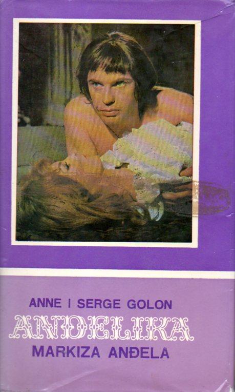 Anne i Serge Golon: ANĐELIKA 1-8