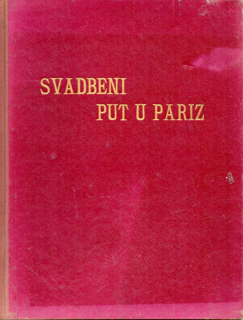 M. Cumberland: SVADBENI PUT U PARIZ