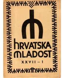 HRVATSKA MLADOST XXVII - 1