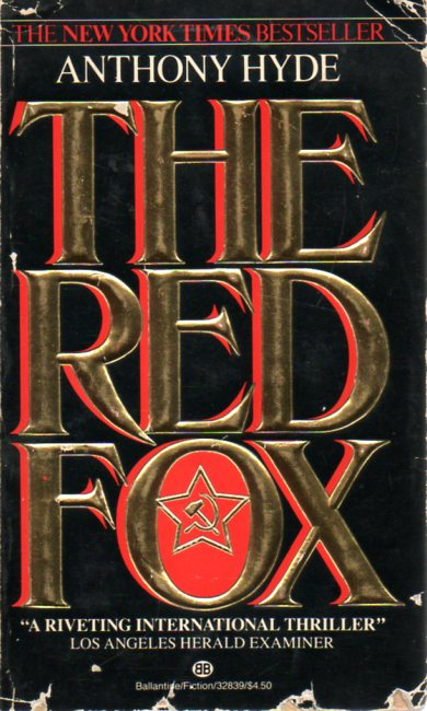 Anthony Hyde: THE RED FOX