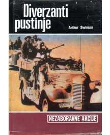Arthur Swinson: DIVERZANTI PUSTINJE