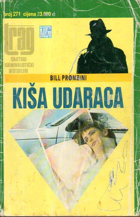 Bill Pronzini: KIŠA UDARACA