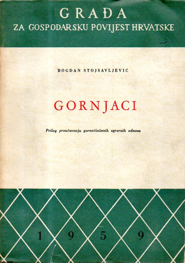 Bogdan Stojsavljević: GORNJACI