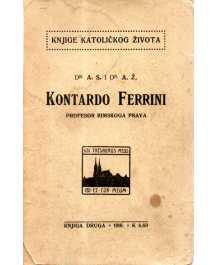 C. Pellegrini: KONTARDO FERRINI