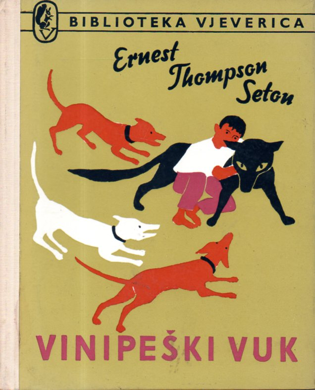 Ernest Thompson Seton: VINIPEŠKI VUK