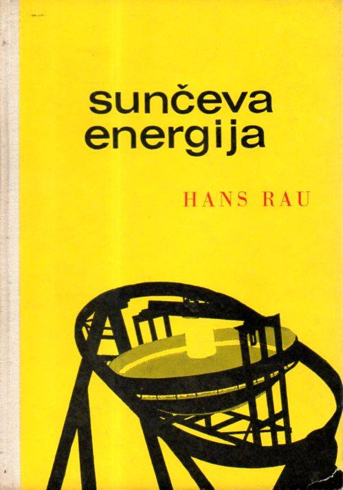 Hans Rau: SUNČEVA ENERGIJA