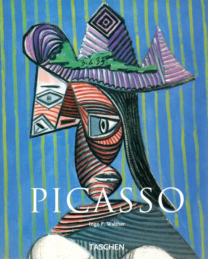 Ingo F. Walther: PABLO PICASSO