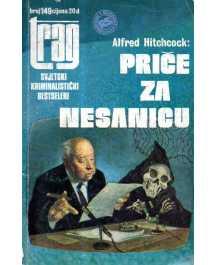 Alfred Hitchcock: PRIČE ZA NESANICU
