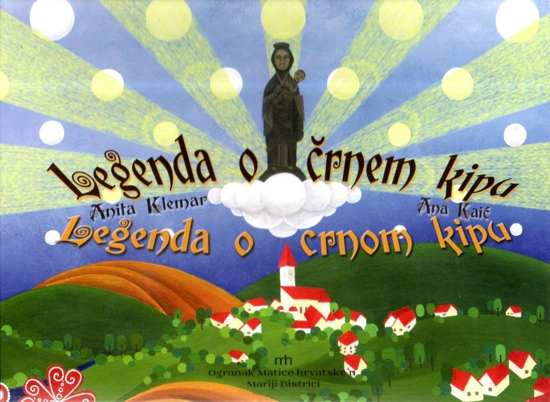 Anita Klemar: LEGENDA O CRNOM KIPU