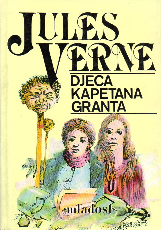Jules Verne: DJECA KAPETANA GRANTA