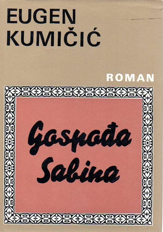 Eugen Kumičić: GOSPOĐA SABINA