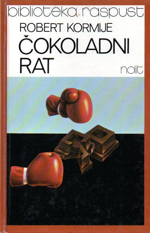 Robert Cormier: ČOKOLADNI RAT